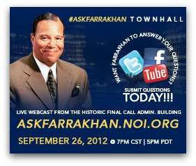 #AskFarrakhan