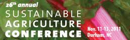 sustainable ag conference