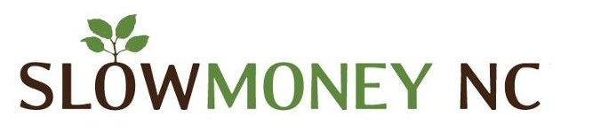 Slow Money NC logo