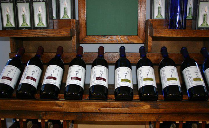 Starrlight Mead bottles