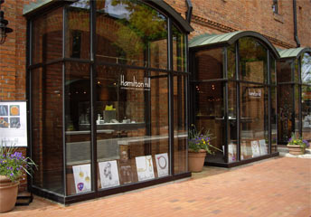 hamilton hill storefront