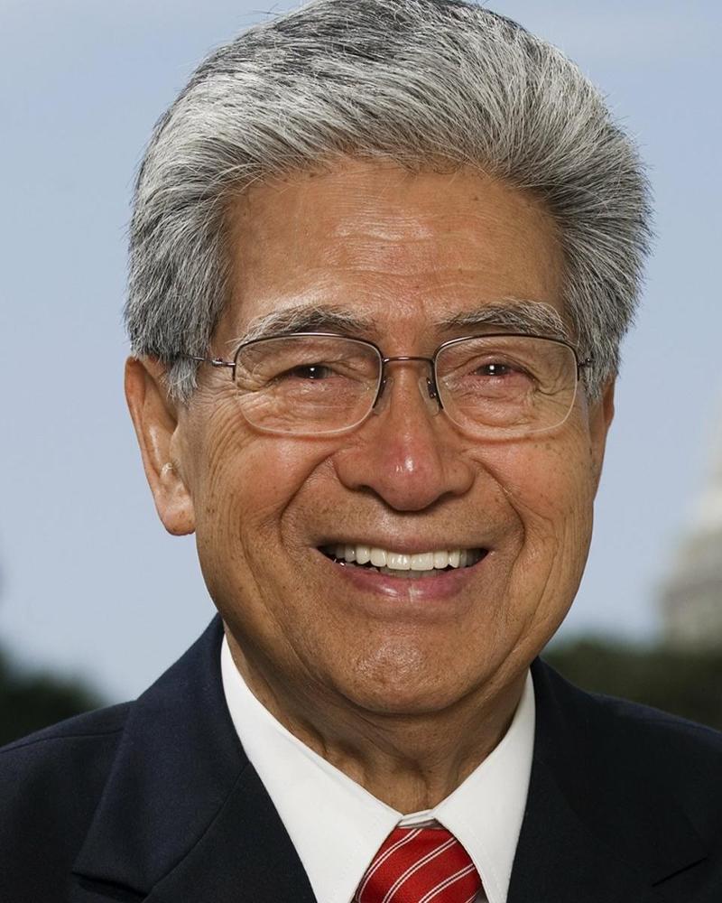Senator  Daniel Akaka