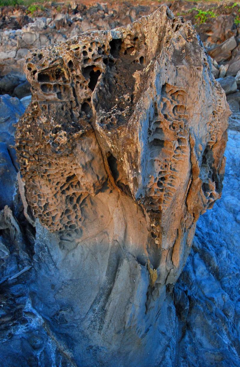 kapalua rocks