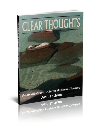 Clear Thoughts by Ann Latham