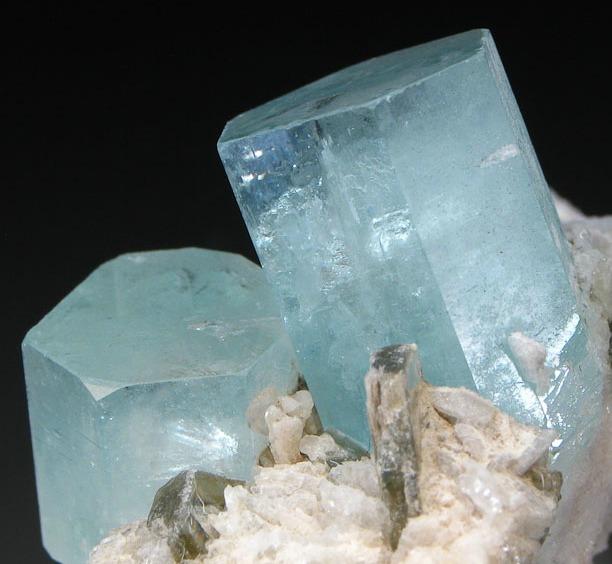 Aquamarine Beryl