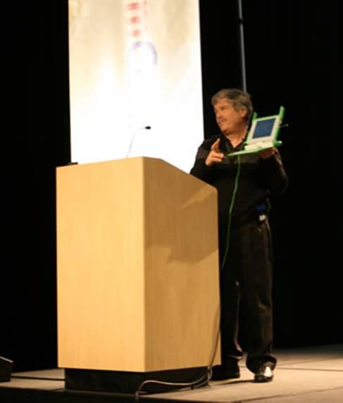 Alan Kay at EDUCOMM