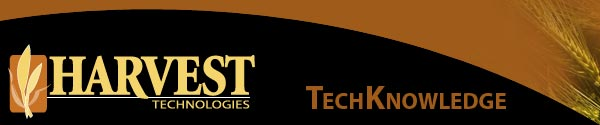 TechKnowledge from Harvest Technologies