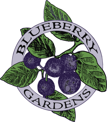 Blueberry Gardens logo