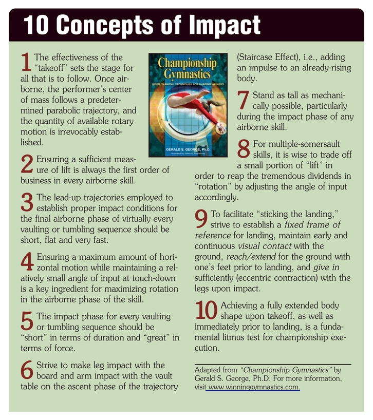10 Concepts of Impact