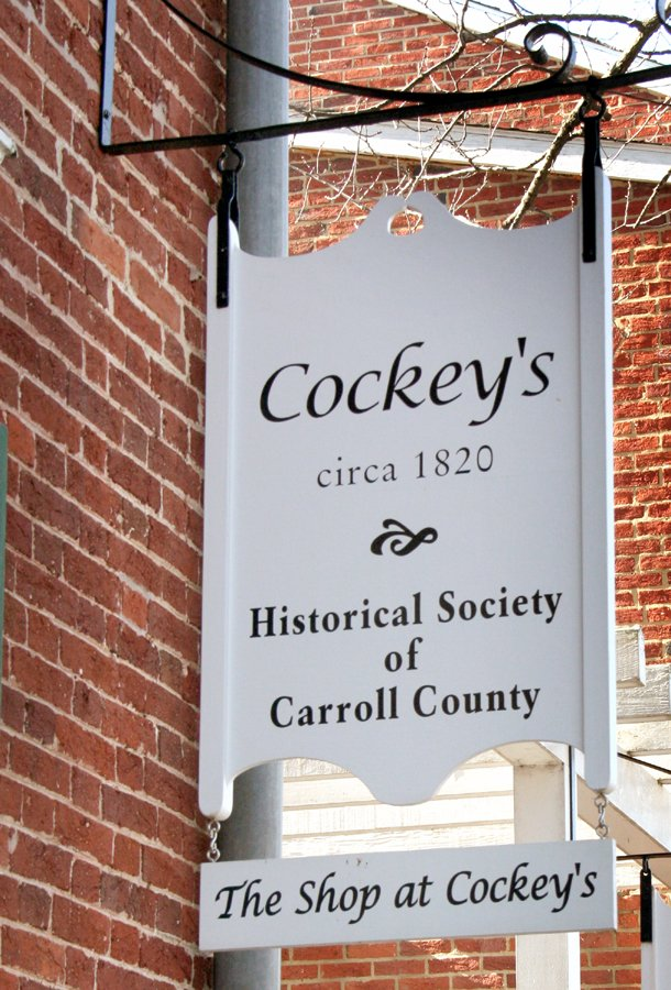 Cockey's sign