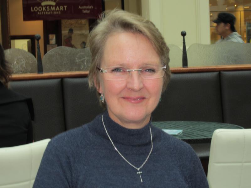 Elizabeth Kendal