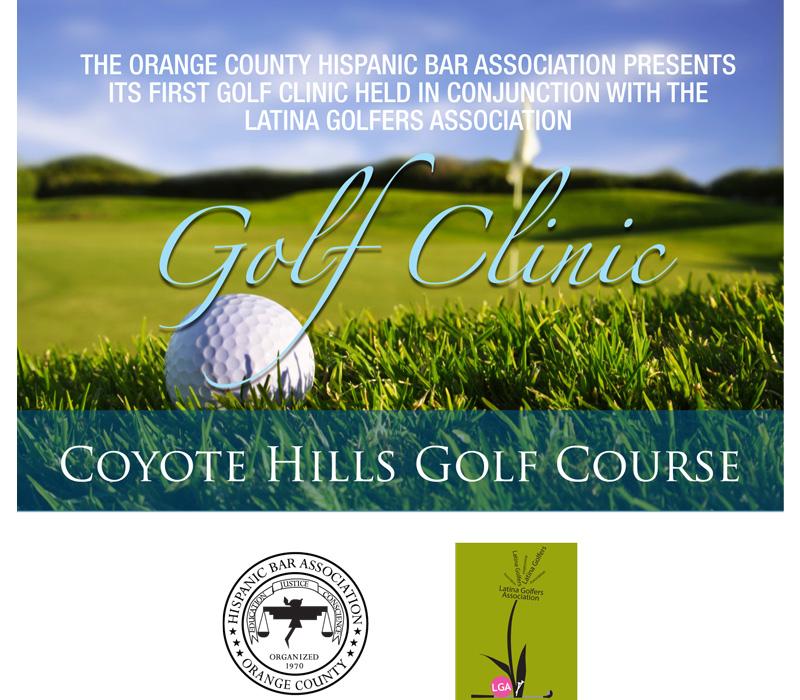 October Golf Clinic
