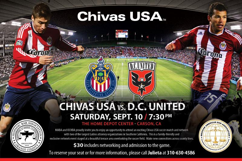 Exclusive Chivas Event!