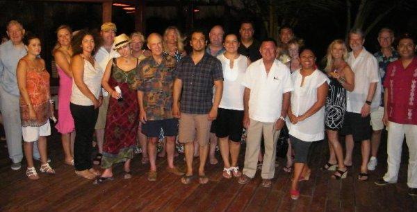 Belize group photo