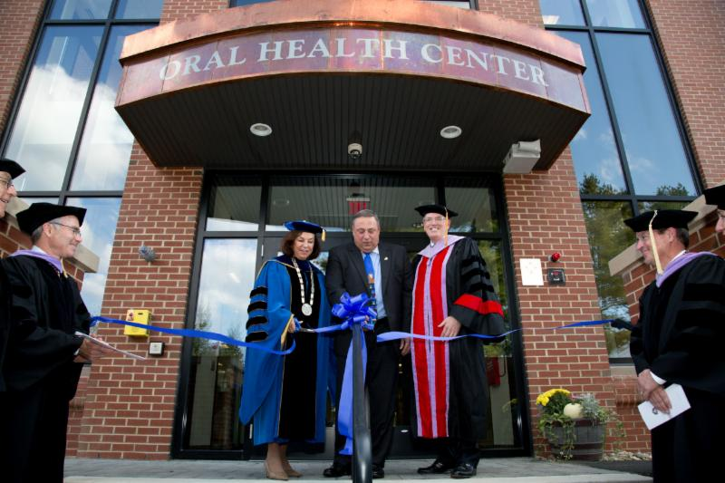 dental school opens