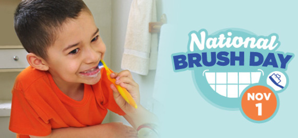 National Brush Day