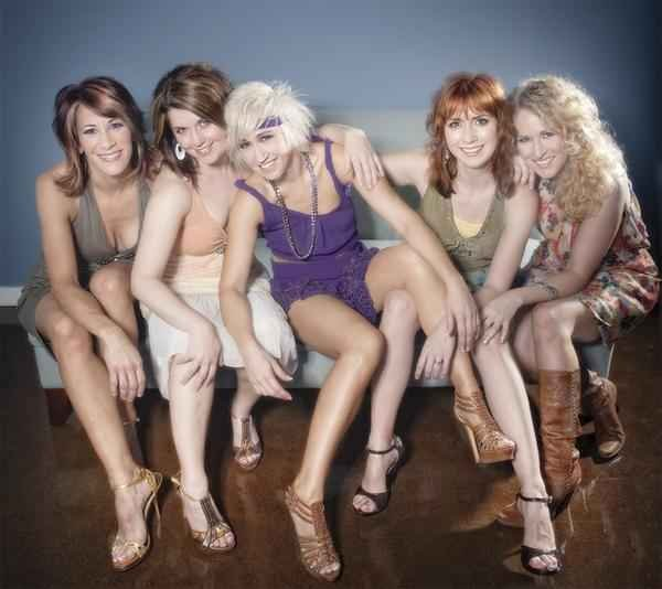Mustang Sally Group Promo Shot