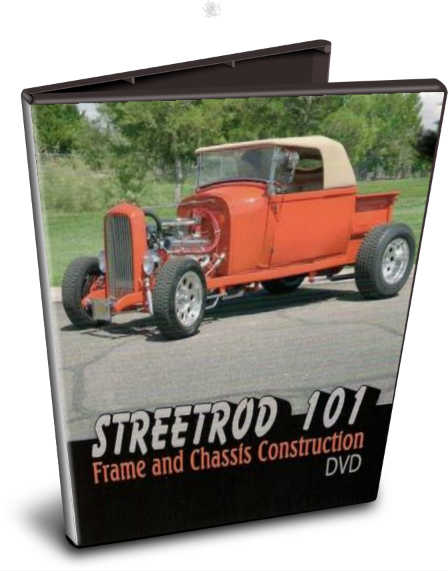 StreetRod 101 DVD large