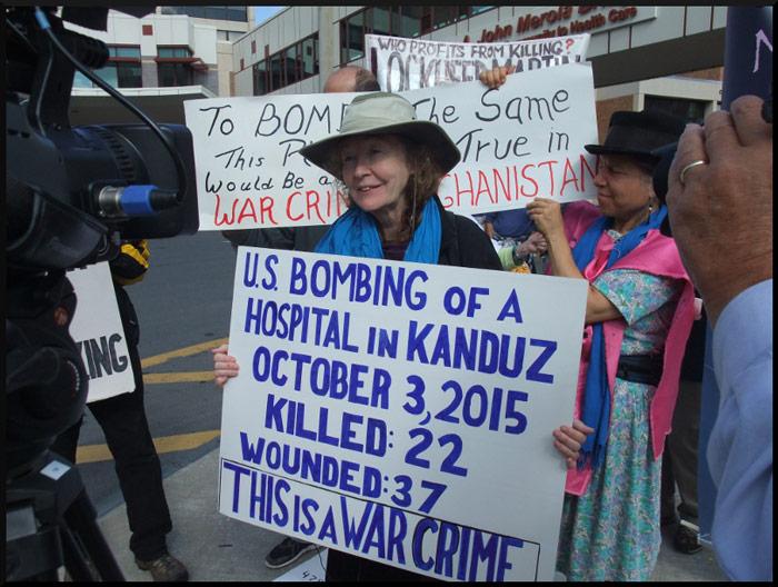 Kunduz Protest