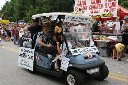 coon cart