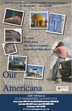 vanishing americana