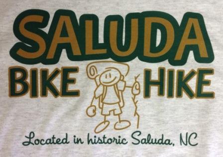 saluda bike and hike