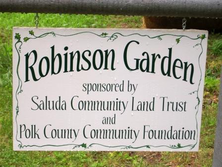 Robinson Garden