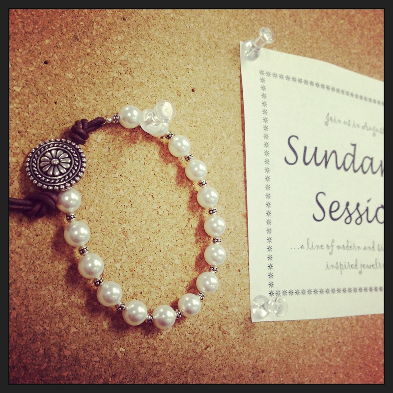 Button Hole Bracelet