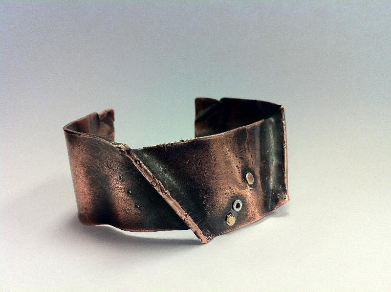 Copper Bracelet Blank