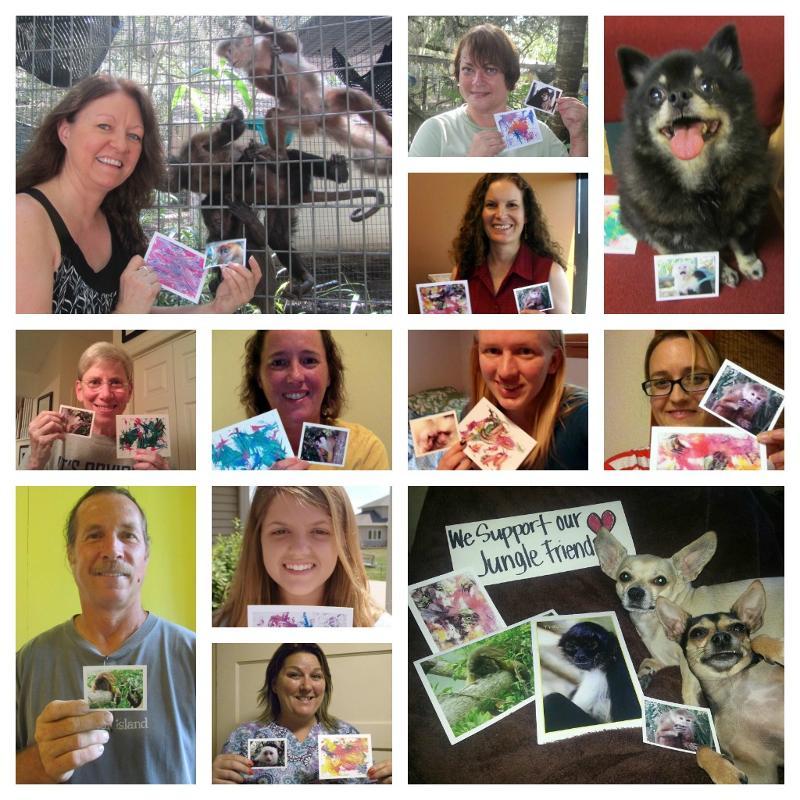 Thank you summer monkey buddies!