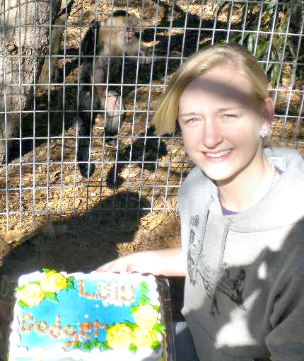 Birthday Cake Feb 2013