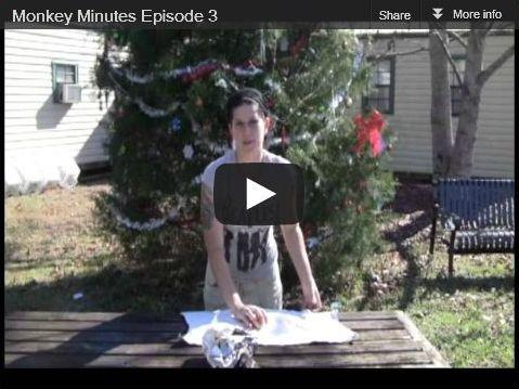 Monkey Minutes episode 3
