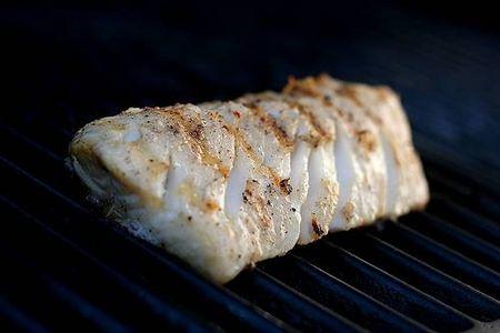 Fresh hawaiian opah this week for Grilled cod fish recipes