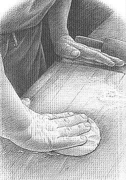 Esperanza's Hands