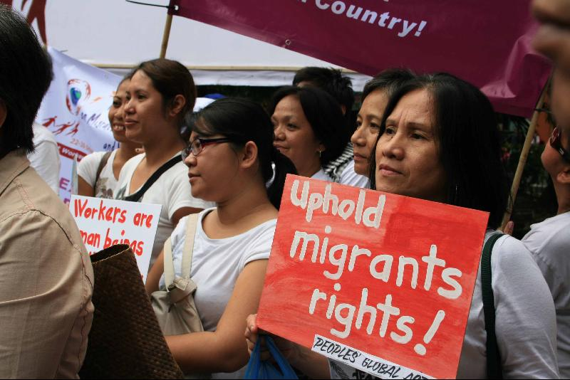 immigrant rights network