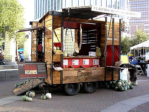 Food Wagon at TMY
