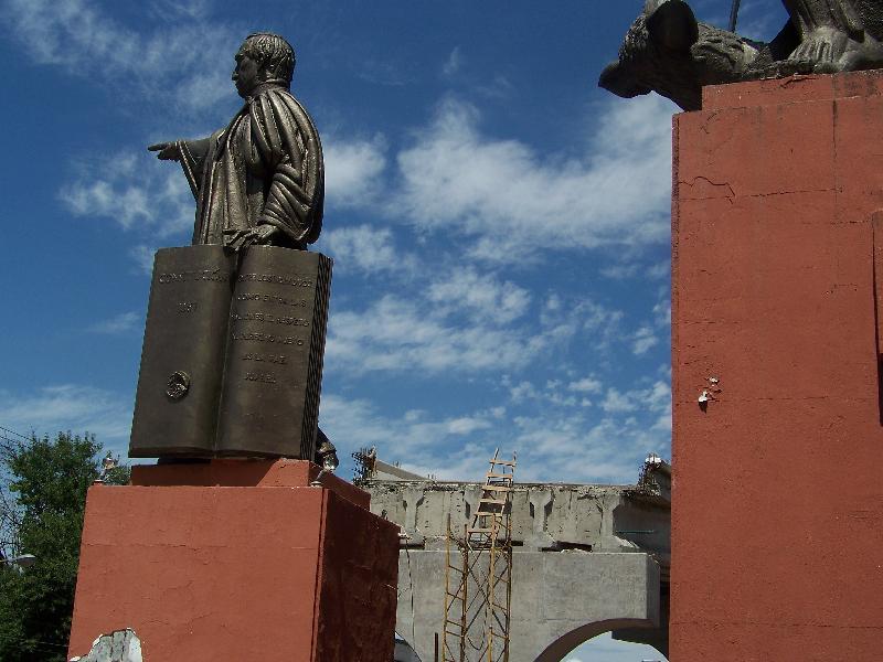 juarez freeway constr