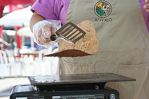 Mesquite Tortilla