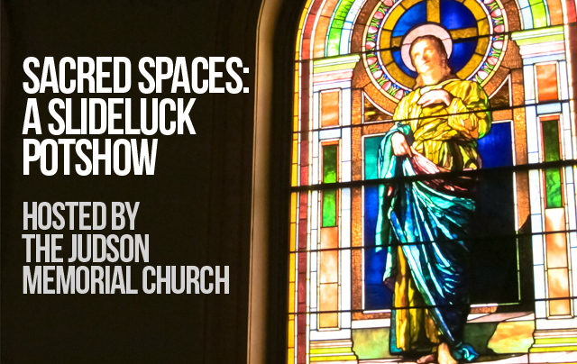 Call For Submissions: Sacred Spaces Slideshow