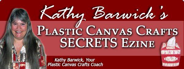 Plastic Canvas Crafts SECRETS Ezine