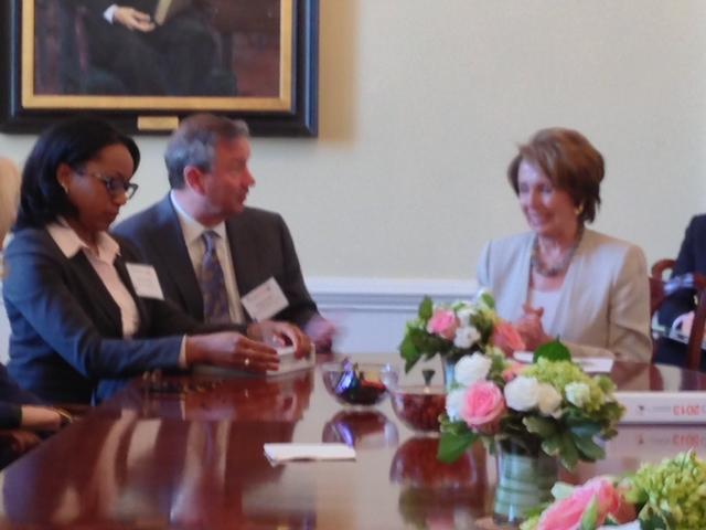MC- Pelosi in DC