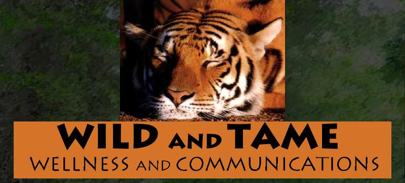 Wild and Tame banner