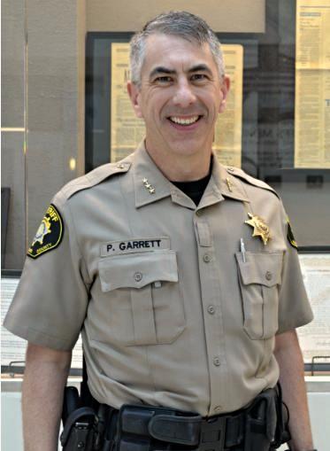 Sheriff Garrett