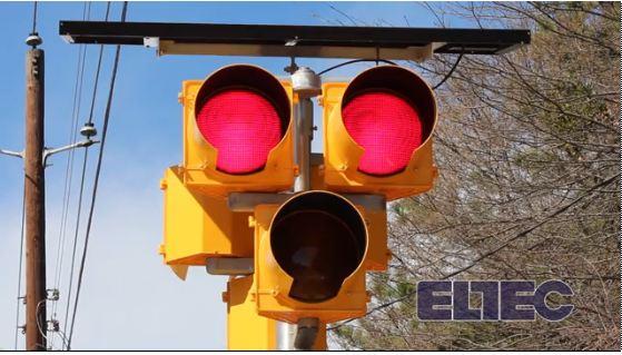 HAWK signal red