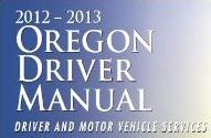 Oregon Driver Manual cover