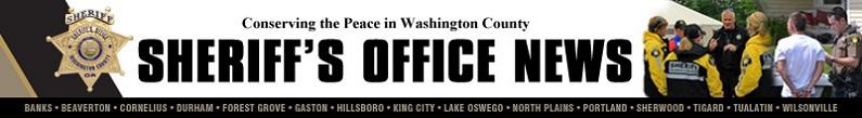 Sheriff's Office News