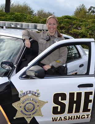 Deputy Theresa Fichter