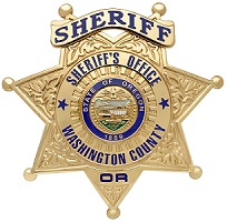 Washington County Sheriff's Office badge