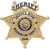 Washington County Sheriff's Office badge
