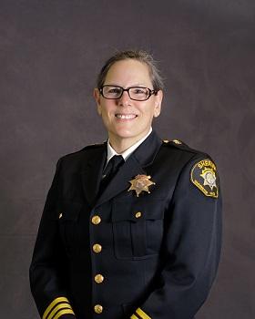 Chief Deputy Marie Tyler